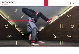 Acoshape+, Brand Identity