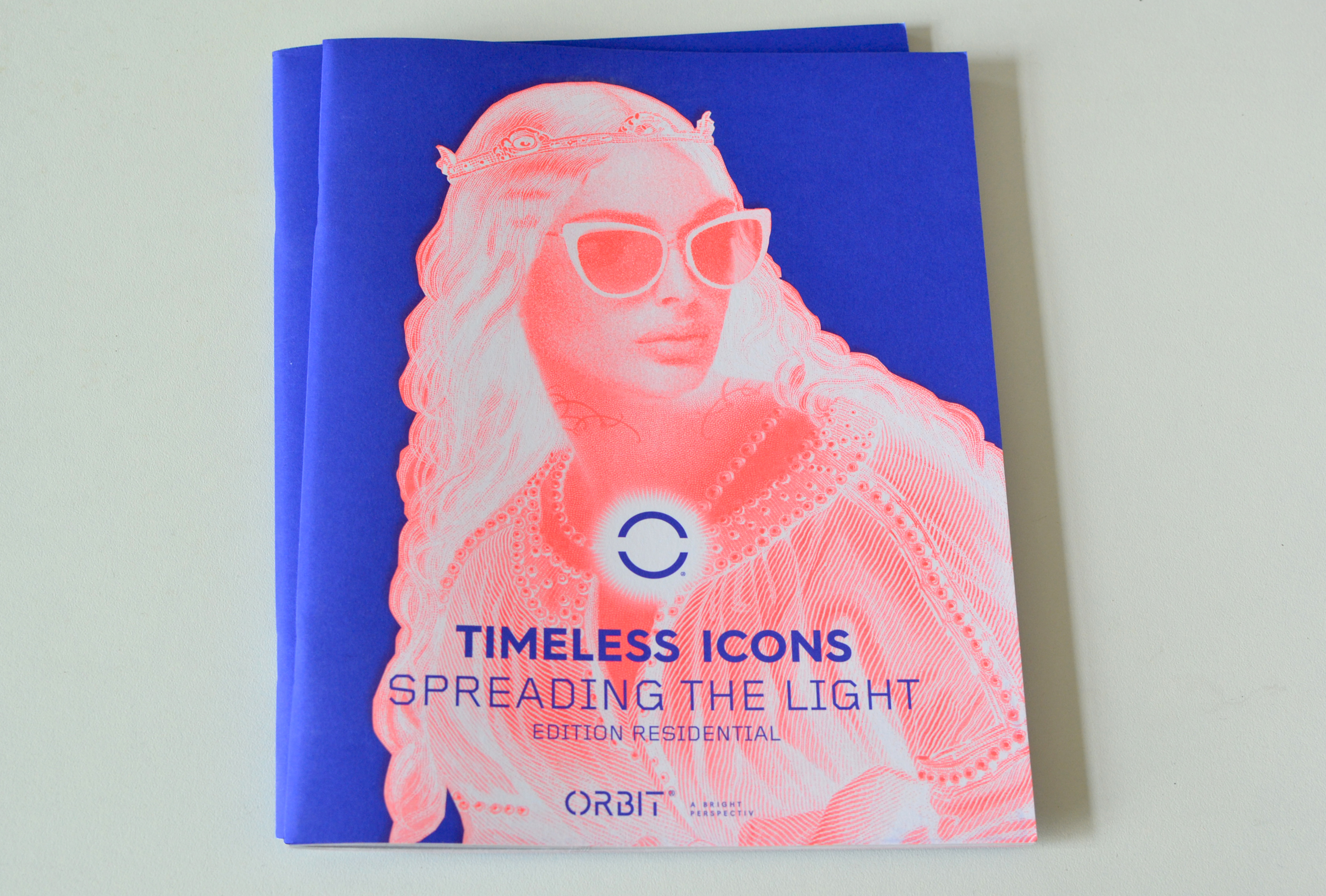 'Timeless icons – spreading the light', Residential Brochure ORBIT Lighting: Concept & design