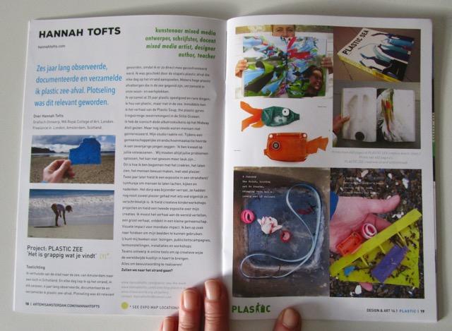 Themabeeld Expo 'Plastic', Dutch Design Hotel, Expo: Design