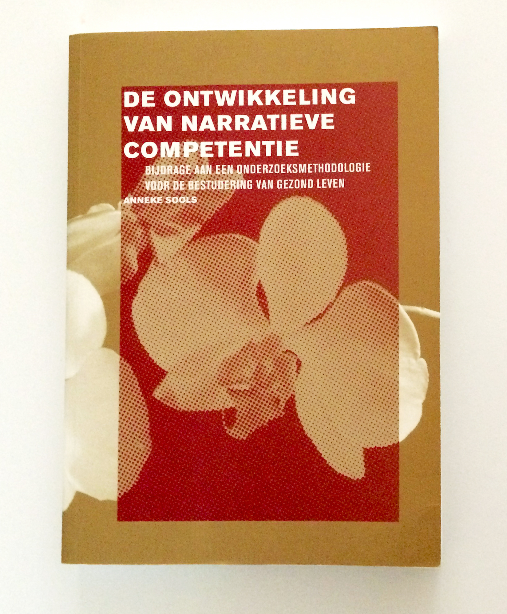 De Ontwikkeling van Narratieve Competentie – Anneke Sools, Boekontwerp