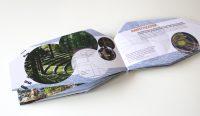 Pamflet 'Kop Landtong Nieuwe Meer – Schierleiland van mogelijkheden': Concept & design