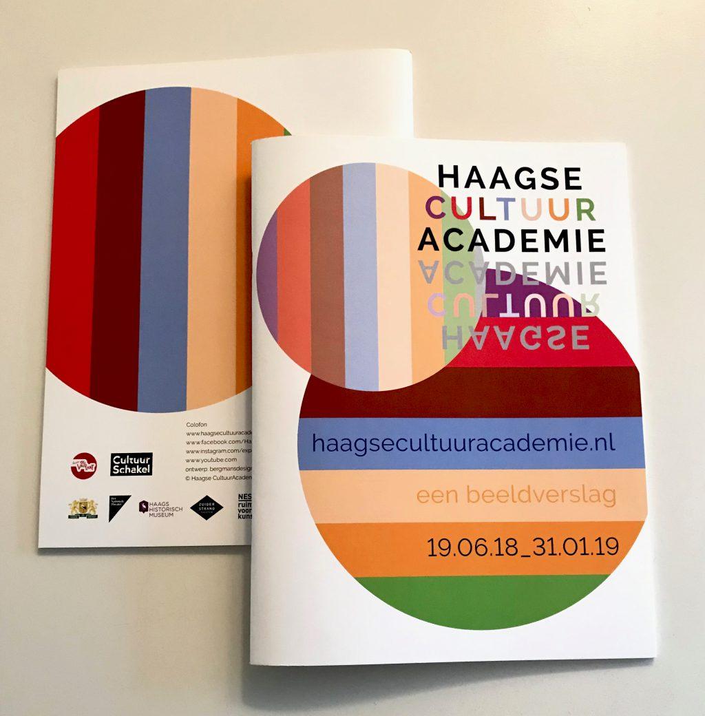 Verslag Haagse CultuurAcademie: Ontwerp