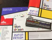 'Van Mondriaan tot Dutch Design' Expo, Dutch Design Hotel: Concept & design