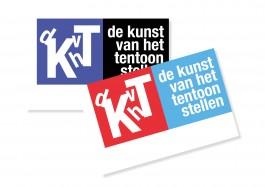 de Kunst van het Tentoonstellen, Logo, website en identiteit