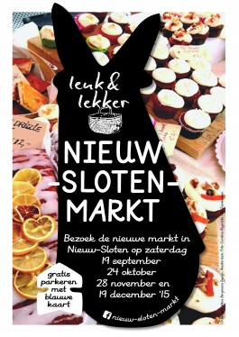 Nieuw-Sloten-Markt: Design identity