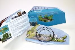 Kop Landtong Nieuwe Meer, Publicatie