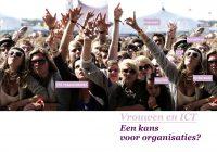 Brochure Vrouwen en ICT: Concept & ontwerp