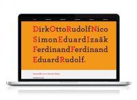 Dornseiffer voor Culturele Zaken: Branding & webontwerp