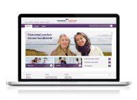 Marcom voor PSA Finance Nederland: Concept & Website