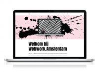 NEWS: Nieuwe stap in mijn carrière – Creative Web Director en partner bij Webwork.Amsterdam!