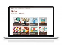 Höcker Advocaten, Intranet image search