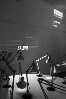 Pieke Bergmans i.s.m. Lustlab: project 'Ressapiens.com', Salone del Mobile Milaan 2011